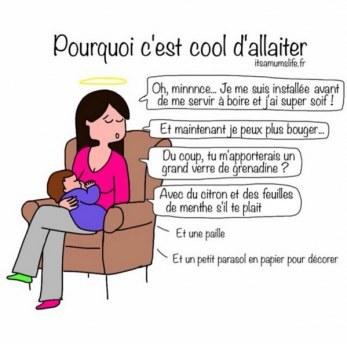 allaitement-maternel-flemme-humour-pourquoi-c-est-cool-d-allaiter